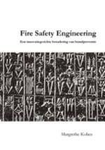 omslag Fire safety engineering